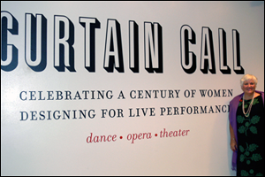 Curtain Call | Marcia at Lincoln Center